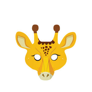 Jungle Animal Masks