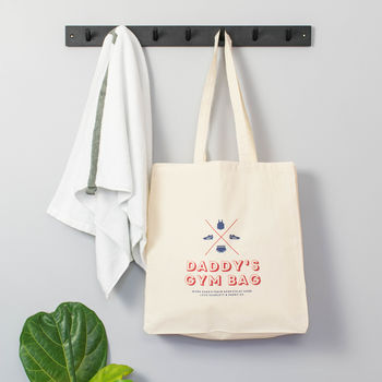 Personalised Sports Tote Bag