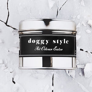 Pet Lover's Candle Doggy Style Pet Odour Eater - candles & home fragrance