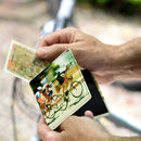Racing Cyclist Wallet