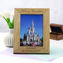 Personalised Making Memories Photo Frame