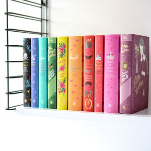 A Rainbow Of Books - christening gifts
