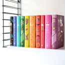 A Rainbow Of Books