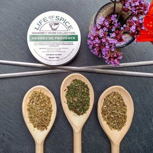 Mini Herb Gift Collection - christmas food & drink