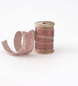 Metallic Ribbon In Ten Colours