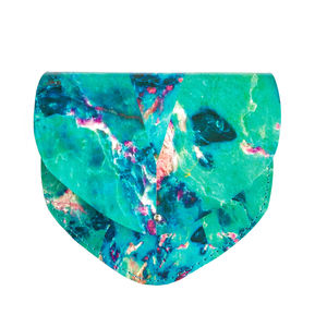 'Neon Marble' Leather Coin Purse - bags, purses & wallets