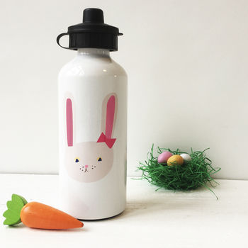Personalised Bunny Water Bottle