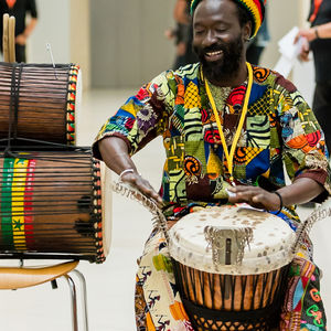 African Drumming One To One Lesson - experience gifts