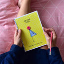 journal for mums to be to add notes of their pregnancy