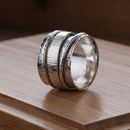 Dotty Spinner Ring