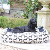 Large Spaniel Dog Bed - pets