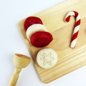 Child's Dough Christmas Candy Cane