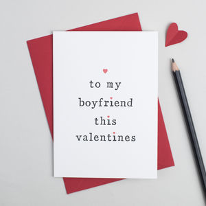 sentimental valentine s day cards