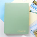 Personalised A4 Leather Photo Album