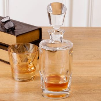 Executive Crystal Decanter