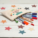 personalised pencil case for kids