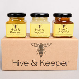 The Honey Trio Gift Set - gift sets