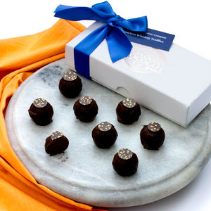 Bourbon Whiskey Truffles Gift Box