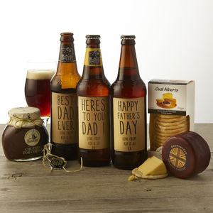 Ale And Ploughman's Gift Box