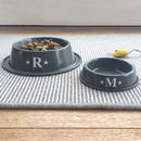 Personalised Initial Pet Bowl