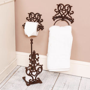Period Style Cast Iron Bathroom Range