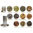 Range of teas