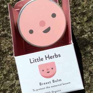 Breast Balm For Nursing Mothers By Little Herbs - mum & baby gifts