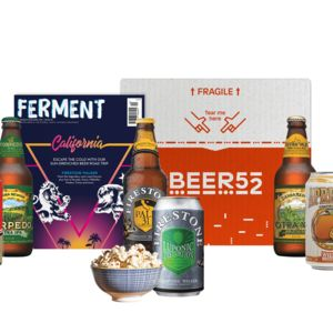 Eight Mixed Craft Beers And Ferment Magazine - wines, beers & spirits