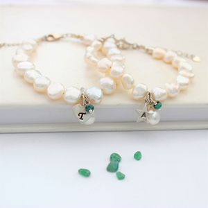 Mama Et Moi Personalised Birthstone Bracelets - for children