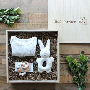 The Mini White Box - gift sets