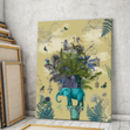 The Birdcage Two, Tropical Fine Art Print