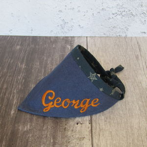 Personalised Neckerchief - dogs