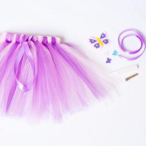 Blackberry Fairy Tutu And Butterfly Clip Craft Kit - creative activities