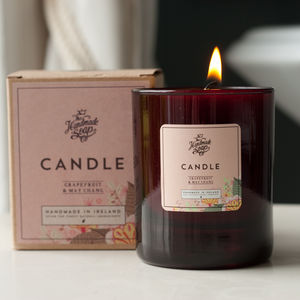 Grapefruit And May Chang Candle - the candle emporium