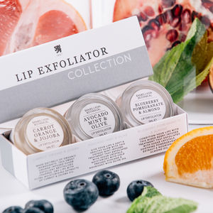 Organic Lip Exfoliator Gift Collection - new in health & beauty