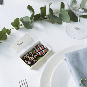 Chocolate Wedding Favours - what's new