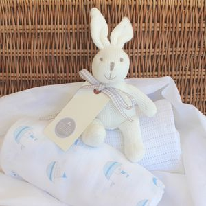 Newborn Baby Boy Gift Bundle