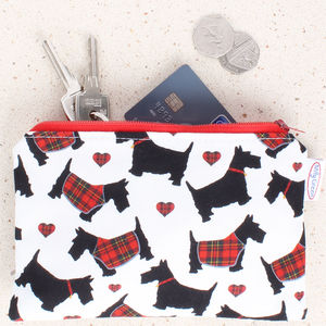 Scotties Flat Purse - children's accessories