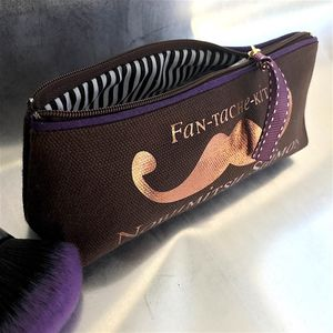 Personalised 'Fan Tache Kit' Grey Luxury Slim Case - men's accessories