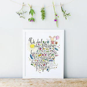 Motivational And Inspirational Colouring In Quote Art