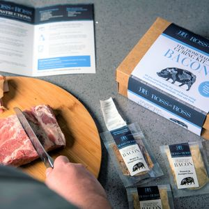 Make Your Own Original Bacon Kit - gifts for him
