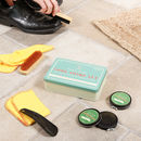 Personalised Gentleman's Shoe Shine Storage Tin