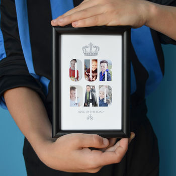 Personalised Our Dad Photo Print
