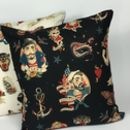 New Tattoo Cushion Cover