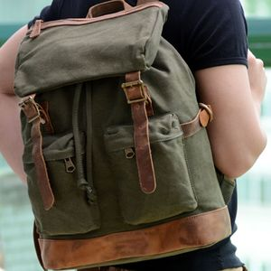 Two Front Pockets Backpack Gift For Teens - men's accessories