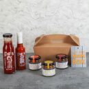 Man Box Spicy Bbq Gift Box