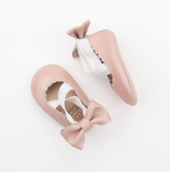 Prima Ballerina Baby And Toddler Ballet Shoes