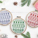 'Scandi Christmas' Cross Stitch Kit