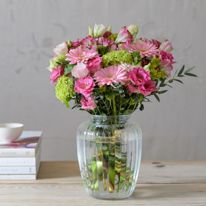 Happy Birthday Fresh Flower Box - winter sale