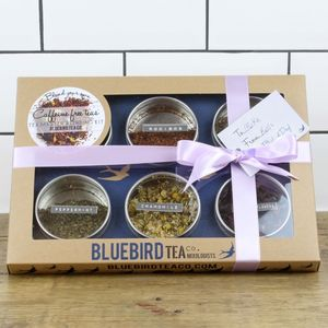 Make Your Own Caffeine Free Tea Kit - make your own kits